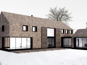 Einfamilien-Wohnhaus