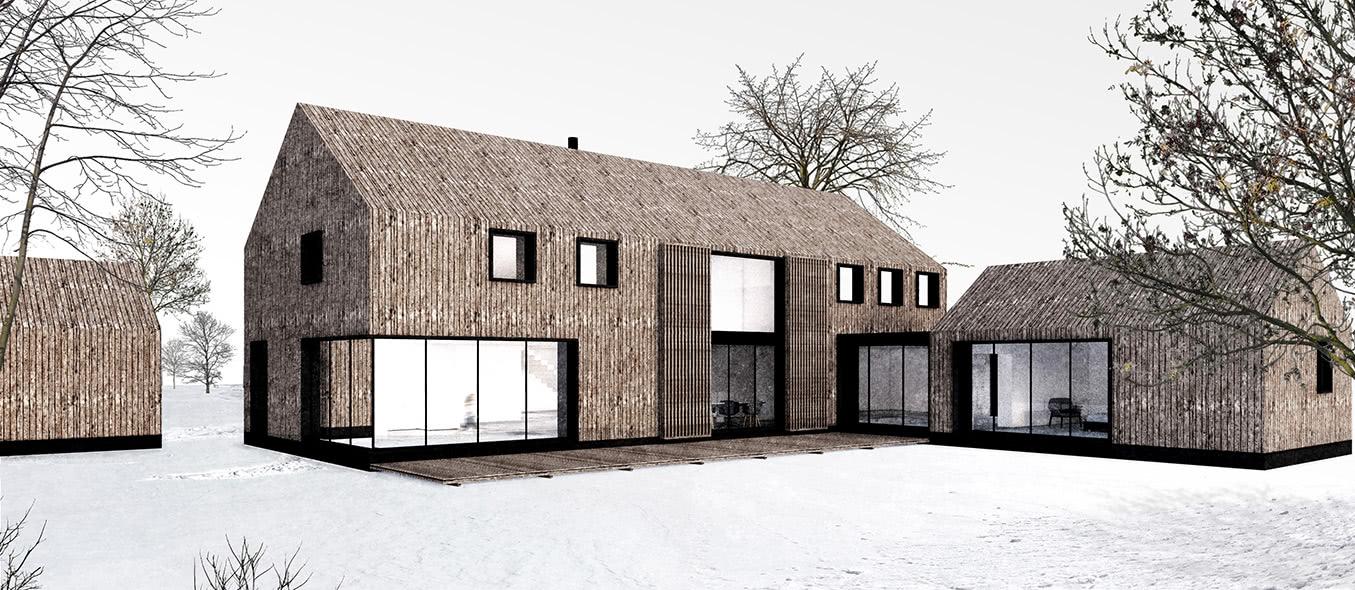 Residential building Am Sommerfeld, Ebenhausen