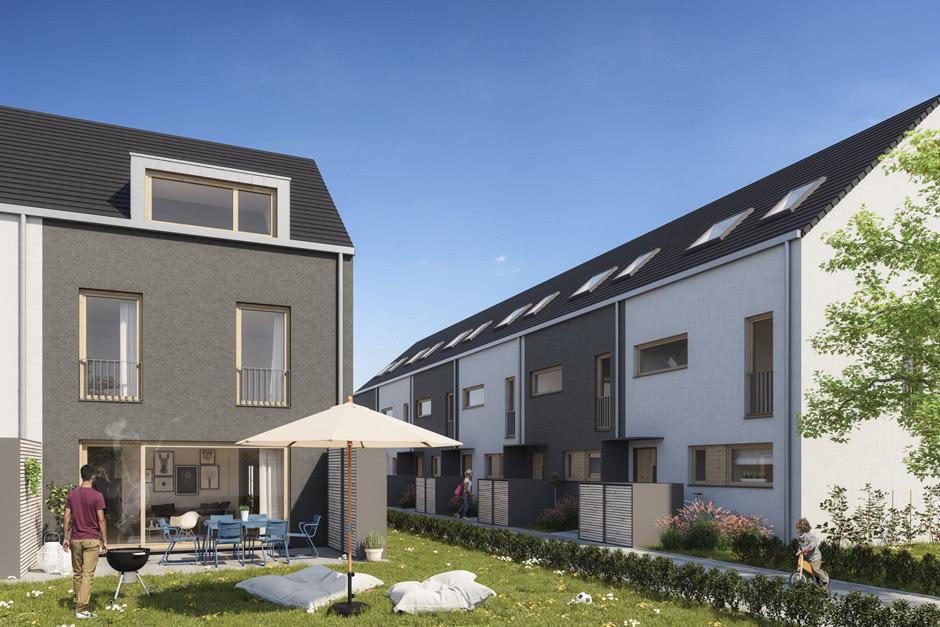 Wohnbebauung Sigwinstraße, Köln